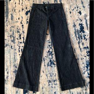 Joes Jeans Flare Leg Dark Ivan Wash Jeans Sz 28